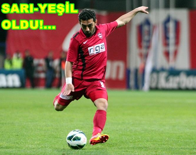 Şanlıurfaspor, Gaziantepspor'dan Bekir Ozan Has'ı aldı