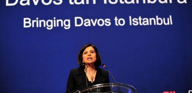 TÜSİAD'ın yeni başkanı Cansen Başaran Symes