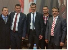 MHP Şanlıurfa'da yeni başkanını seçti