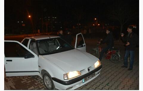 Siverek'te Kobani kutlamalarına tepki