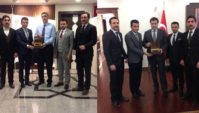 TÜGVA Urfa Temsilcisiğine Bekir Bekiroğlu seçildi
