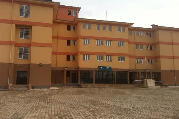 Siverek'te ilk engelli okulu açıldı