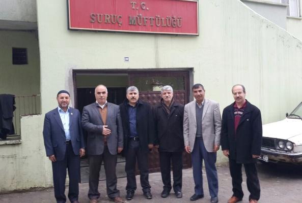 90 din görevlisi Diyanet-Sen'e geçiş yaptı