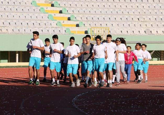 Atletizmde Hedef Şampiyonluk (VİDEOLU)