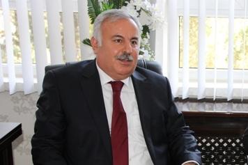 Harran Üniversitesi rektörü Mutlu Milletvekili aday adaylığını açıkladı