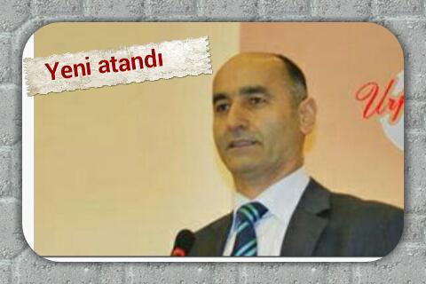 Harran Üniversitesine yeni Rektör atandı