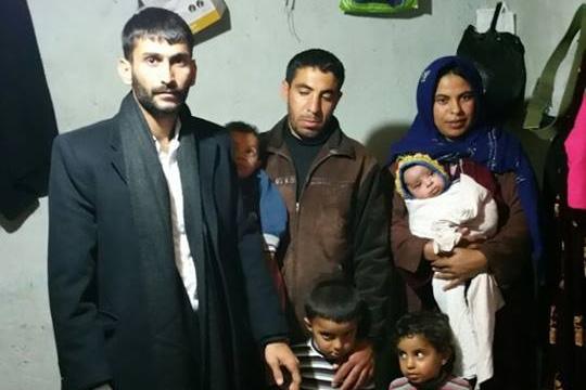 ASİF'ten mağdur ailelere yardım