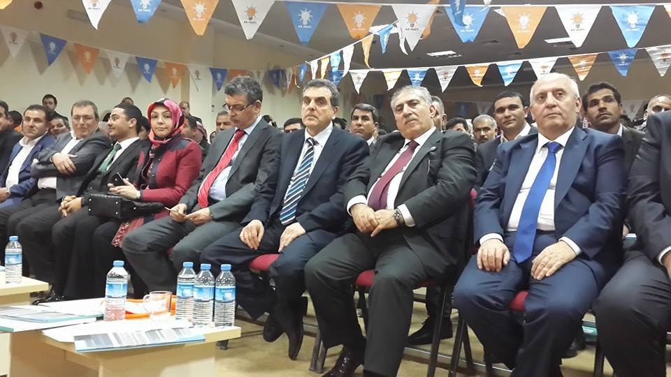 Eyyübiye İlçe Danışma Meclisi toplantısı yapıldı