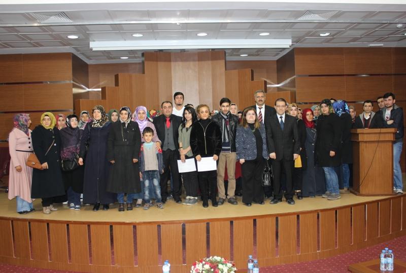 Urfa'da 130 bayan girişimcilik sertifikası aldı