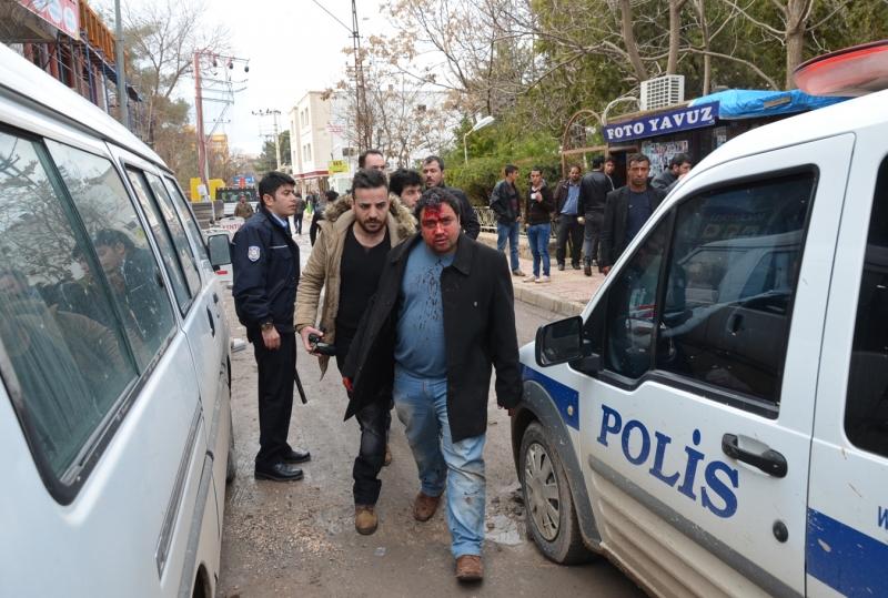 Viranşehir'de aşiret kavgası: 11 yaralı