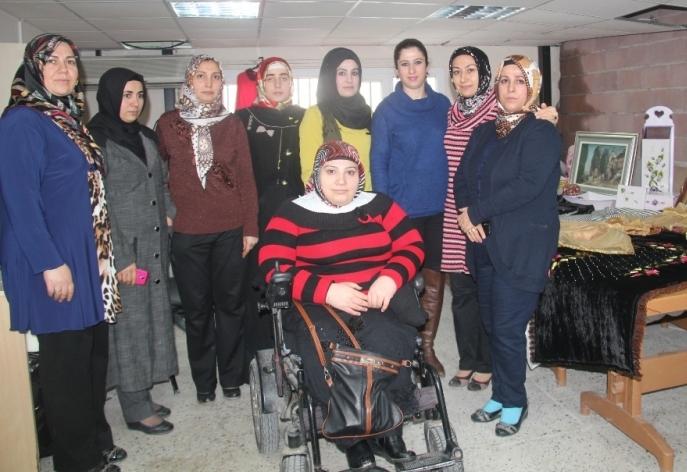 ŞUOFİD Tekstil kursuna büyük ilgi
