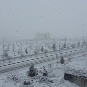 FLAŞ!.. Urfa'da Okullara Kar tatili