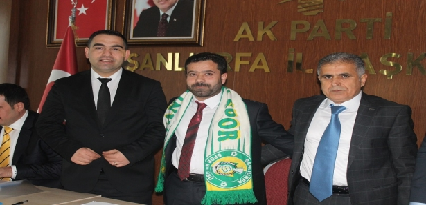 Mahmut Demir AK Parti'den aday adayı oldu