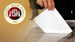 Seçmen listeleri 14 Mart'ta askıya çıkacak