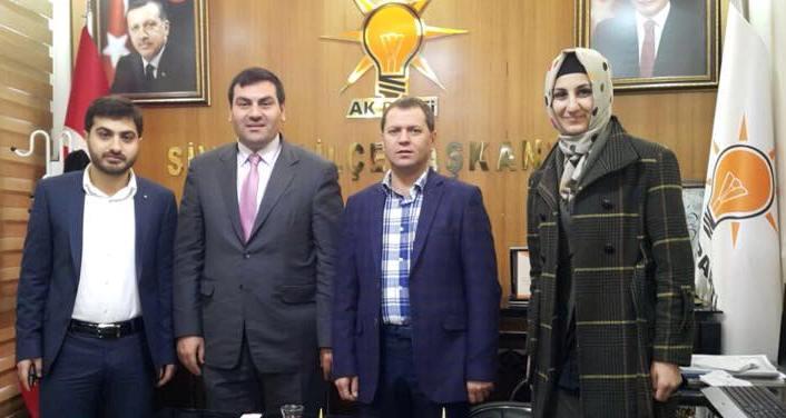 Milletvekili adayı Mustafa Yavuz seçim startı verdi