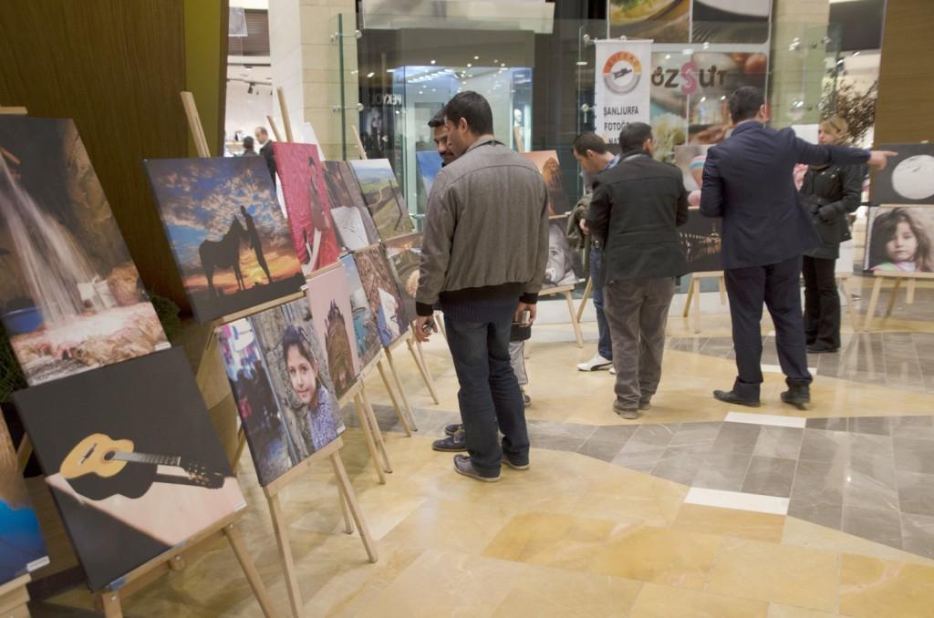 Şanlıurfa'nın tarihi dokusu fotoğraflara yansıdı