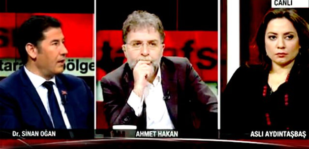 Gazetecinin gazına gelen MHP'li Oğan özür diledi