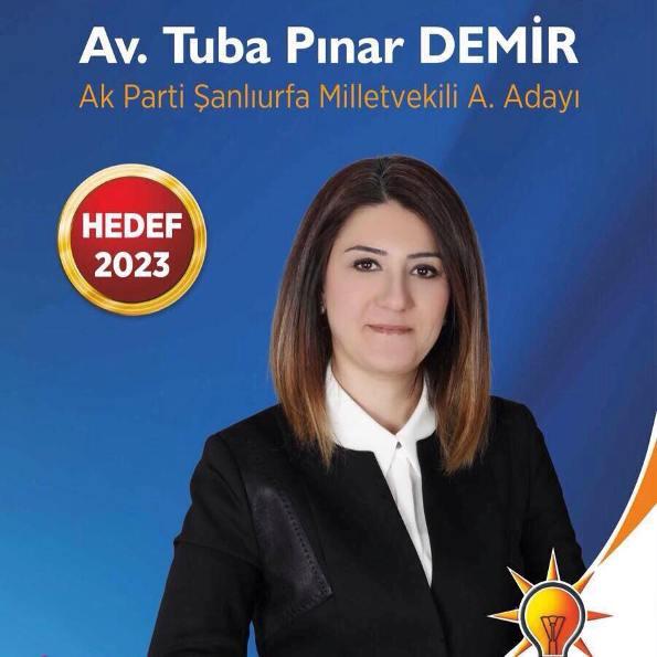 Av. Tuba Pınar Demir; Kadınların sesi olacağım
