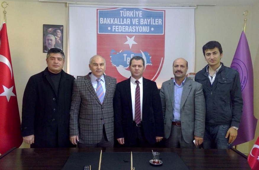 Mustafa Yavuz'dan ŞUTİM ve Bakkalları ziyaret