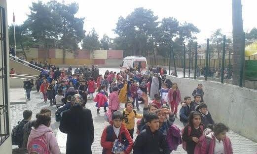 Şanlıurfa'da öğrenciler zehirlendi