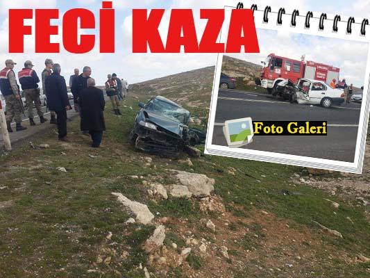 Şanlıurfa'da Feci Kaza, 10 Yaralı