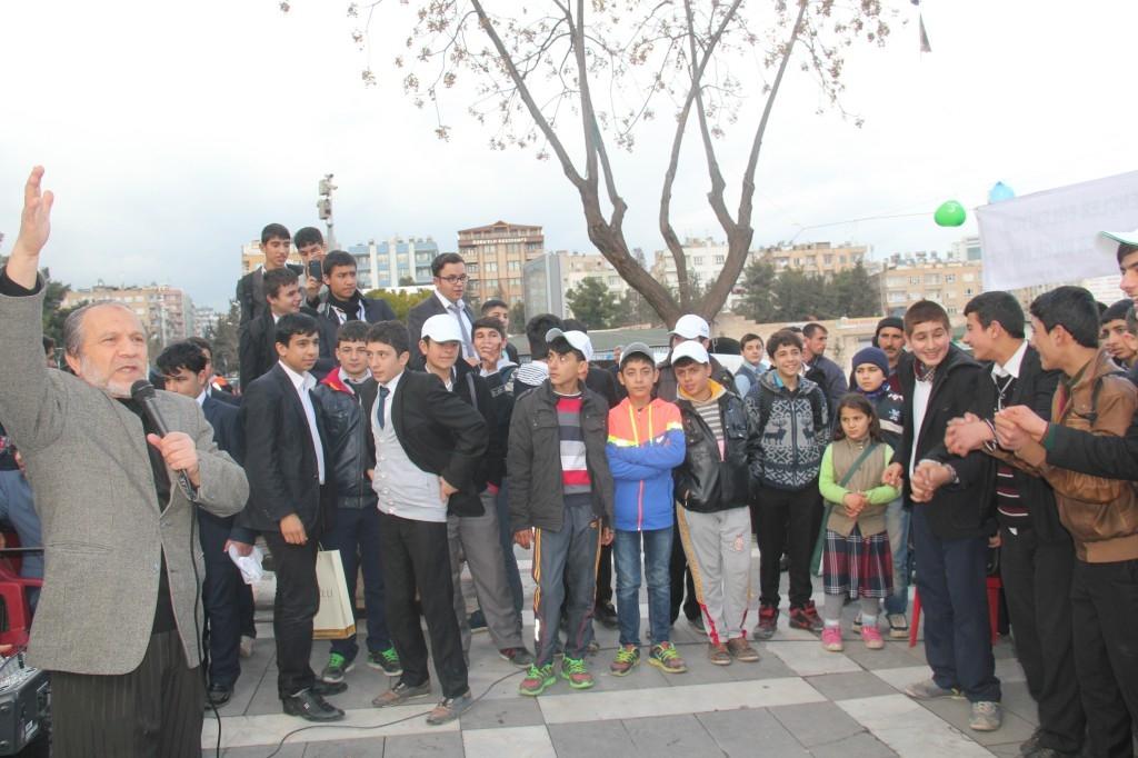 Yeşilay'dan gençler için etkinlik