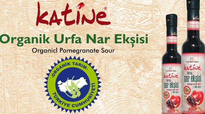 Şanlıurfa nar ekşisi artık organik