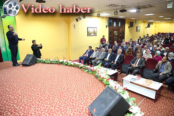 Başkanlık Sistemi Konferansla halka anlattılar