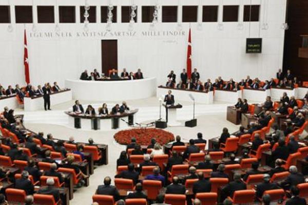 TBMM'deki İç Güvenlik Paketi Komisyona geri çekildi
