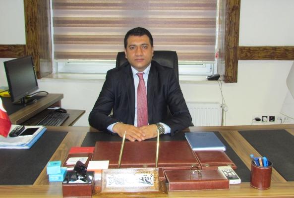 Siverek SGK yeni müdürü görevine başladı
