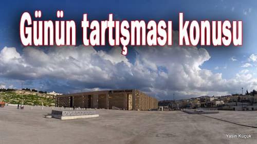 Haleplibahçe Arkeoloji Müzesi Tartışma konusu oldu