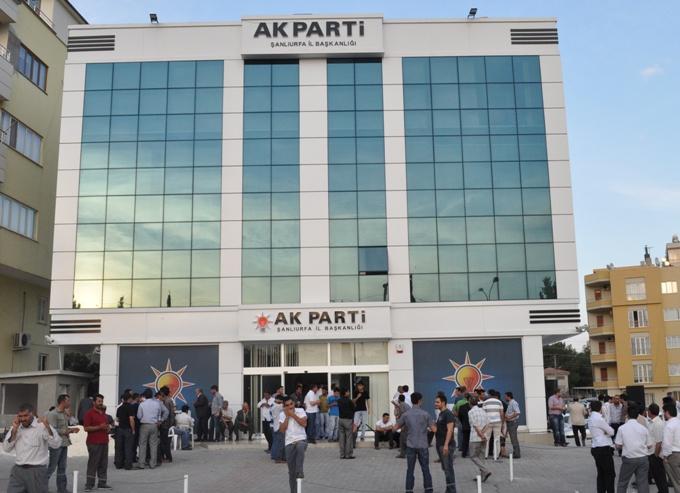 Şanlıurfa'da AK Parti Vekil adayları için STK'lar oylama yapacak