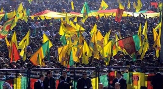 Öcalan'ın mektubu Diyarbakır'da okundu