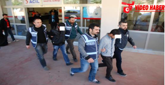 Urfa'da vatandaşları Dolandıranlar Yakalandılar