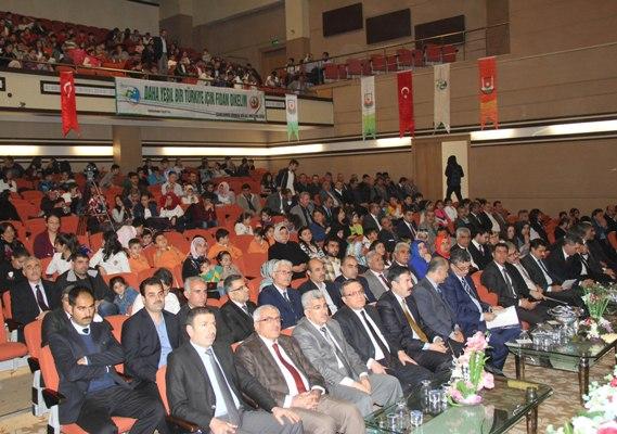 Dünya Orman ve Şiir Günü programı düzenlendi