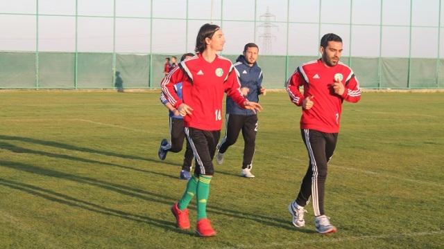 Şanlıurfaspor Samsunspor maçına çift idmanla hazırlanıyor