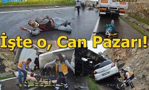 Son Dakika! Urfa'da trafik kazası, 12 ölü