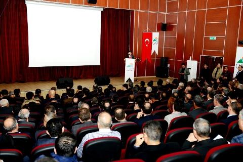 GAP Eylem Planı tanıtım toplantısı