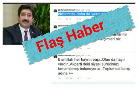 AK Parti'de 2 aday adaylıktan çekildi