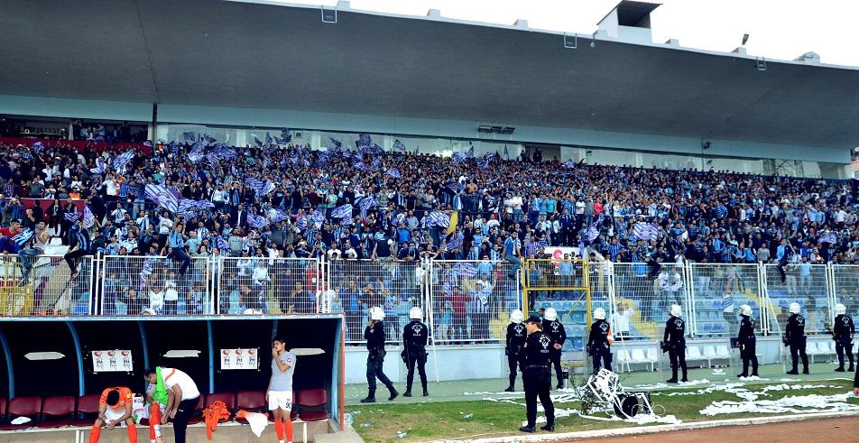 Adana Demirspor, Şanlıurfaspor maçı için taraftara çağrıda bulundu