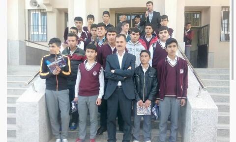 Ceylanpınar İHL, dereceye giren öğrencileri ödüllendirdi