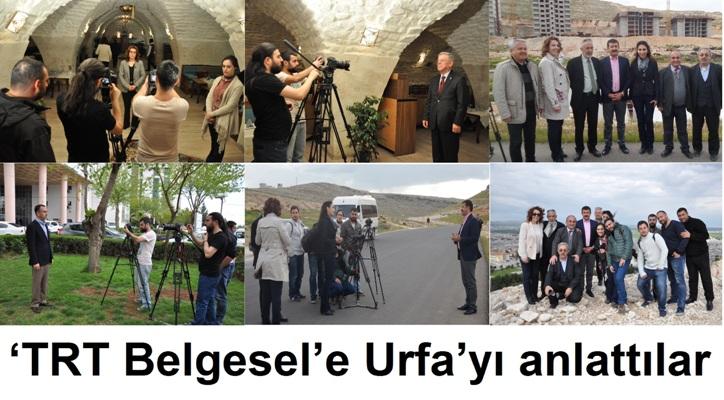 Şehremaneti'nden Büyükşehir Belediyelerine Belgeseli Urfa'da