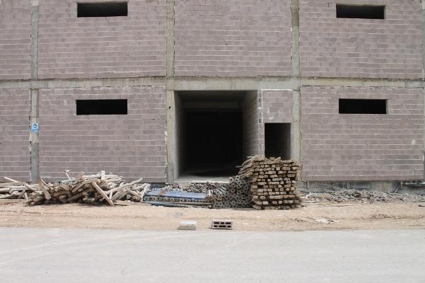 Karaköprü'de 15 bin TL değerinde malzeme çalındı