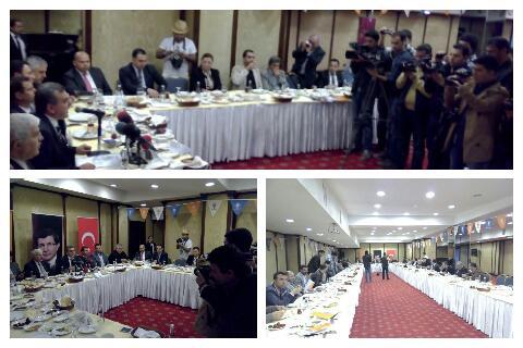 AK Parti adayları sahaya iniyorlar
