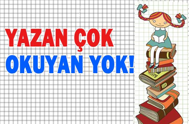 Türkiye'de 2014 yılında 44 bin 613 kitap yayımlandı
