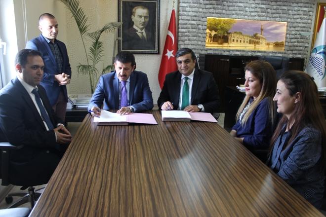 ASPİM, Eyyubiye Belediyesi ile ortak protokol imzaladı
