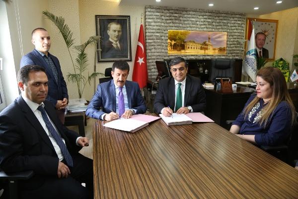Eyyübiye Belediyesi, ASPİM'le protokol imzaladı
