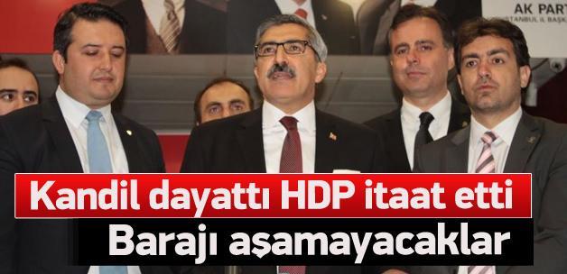Hüseyin Yayman, 'HDP Barajı Aşamayacak'