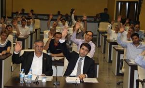Belediye Meclisi Eylül Ayı Toplantısı Yapıldı
