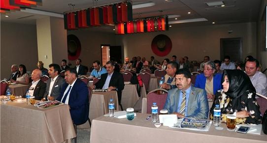 Şanlıurfa'da Hukuk Devleti Ve Medya Paneli